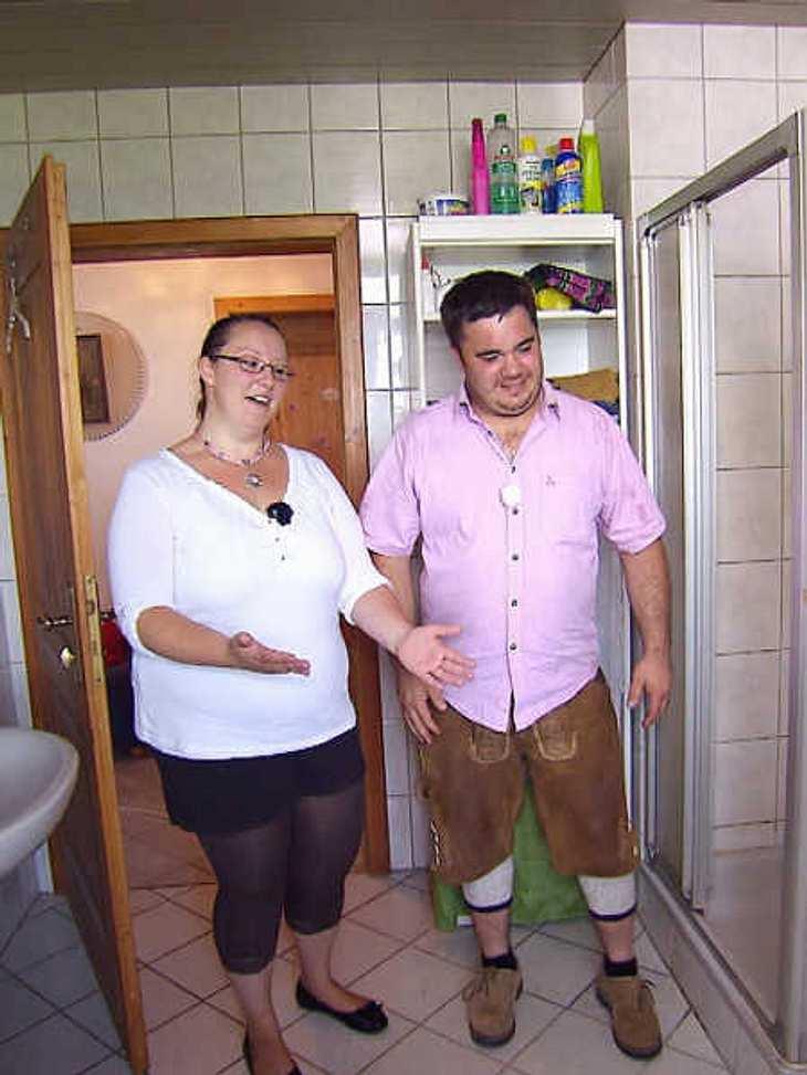 Markus und Nicole haben sich getrennt.