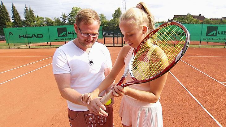 Bauer sucht Frau: Matthias und Tayisiya