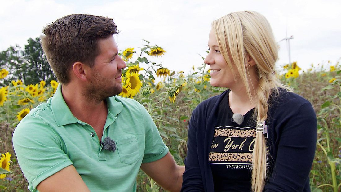 Michael und Carina aus Bauer sucht Frau