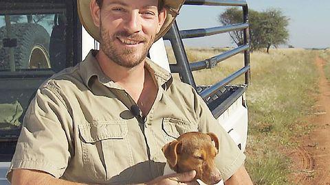 Bauer such Frau - Die Farm von Gerald ist in Namibia - Foto: RTL