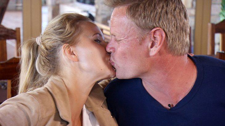 Blondinen beim sex
