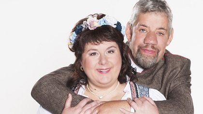 Bauer Uwe und Iris: Sie sind die Gewinner beim Sommerhaus der Stars - Foto: MG RTL D / Stefan Menne
