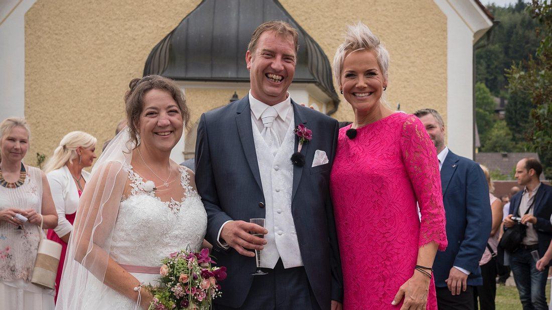 Nach der Hochzeit: Bauer sucht Frau-Nadine wegen Gewichtsverlust im Krankenhaus