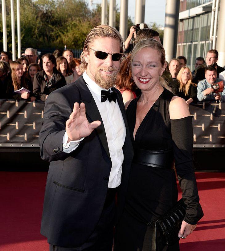 Henning Baum und Noch-Ehefrau
