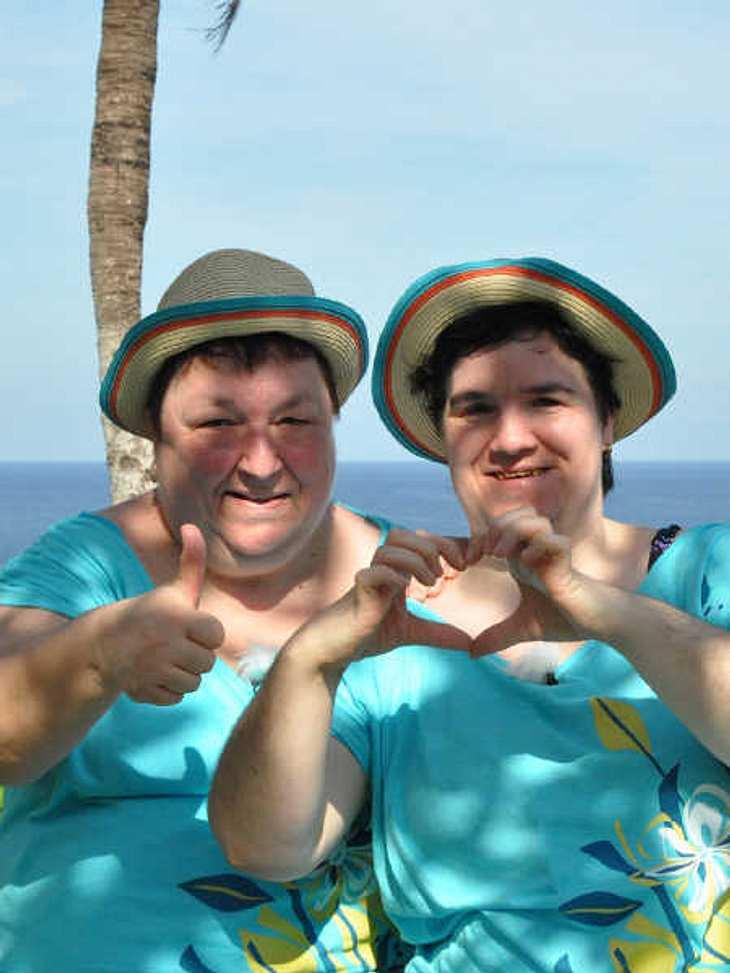 Beate und ihre Mutter suchen derzeit in Bali nach einem Freund für die Dauerkandidatin.