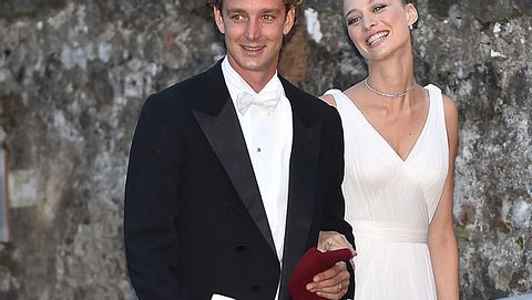 Pierre & Beatrice Casiraghi: Das Baby ist da! - Foto: Getty Images