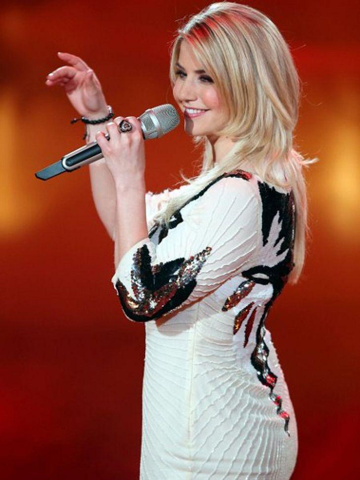 Ach im Video zu ihrer ersten Single ist sie natürlich top gestylt.