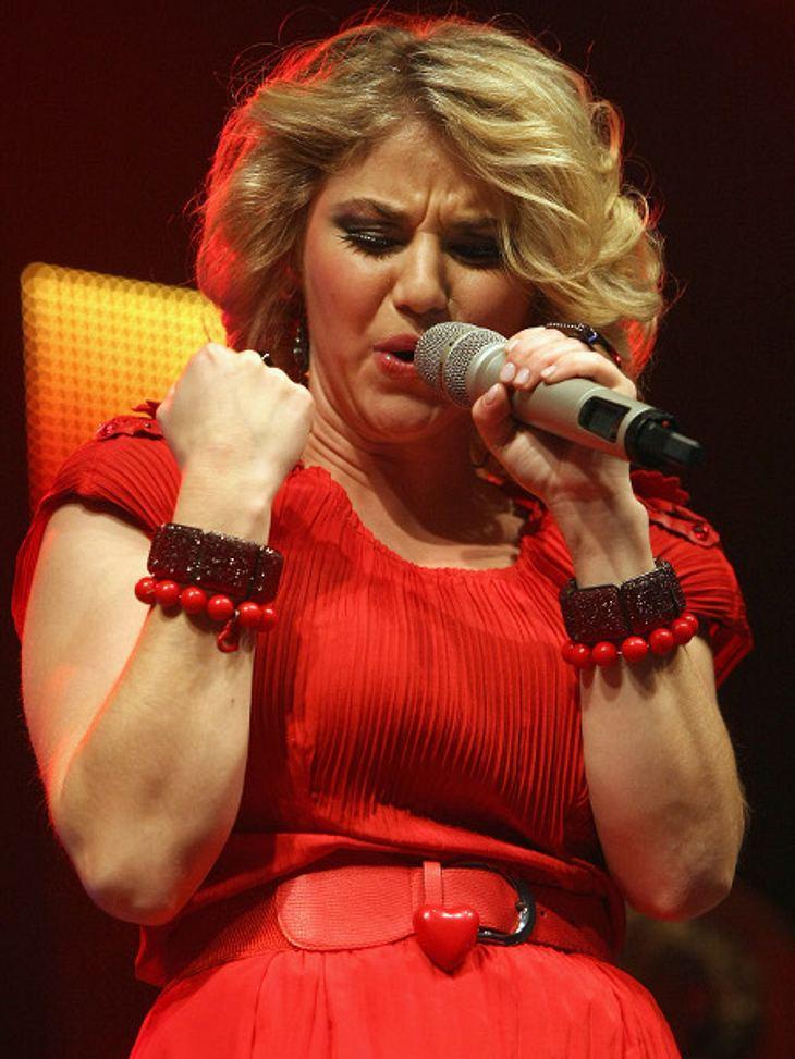 Beatrice Egli lässt ihr Idol Andrea Berg hinter sich!