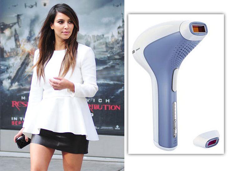 Die Beauty-Behandlungen der StarsIPL-LASER-HAARENTFERNUNGKim Kardashian macht sogar Werbung für eine amerikanische Laser-Haarentfernungs-Firma. Als armenisch-stämmige Frau hat sie sich schon früh mit unliebsamen, dunklen Körperhaaren rumges