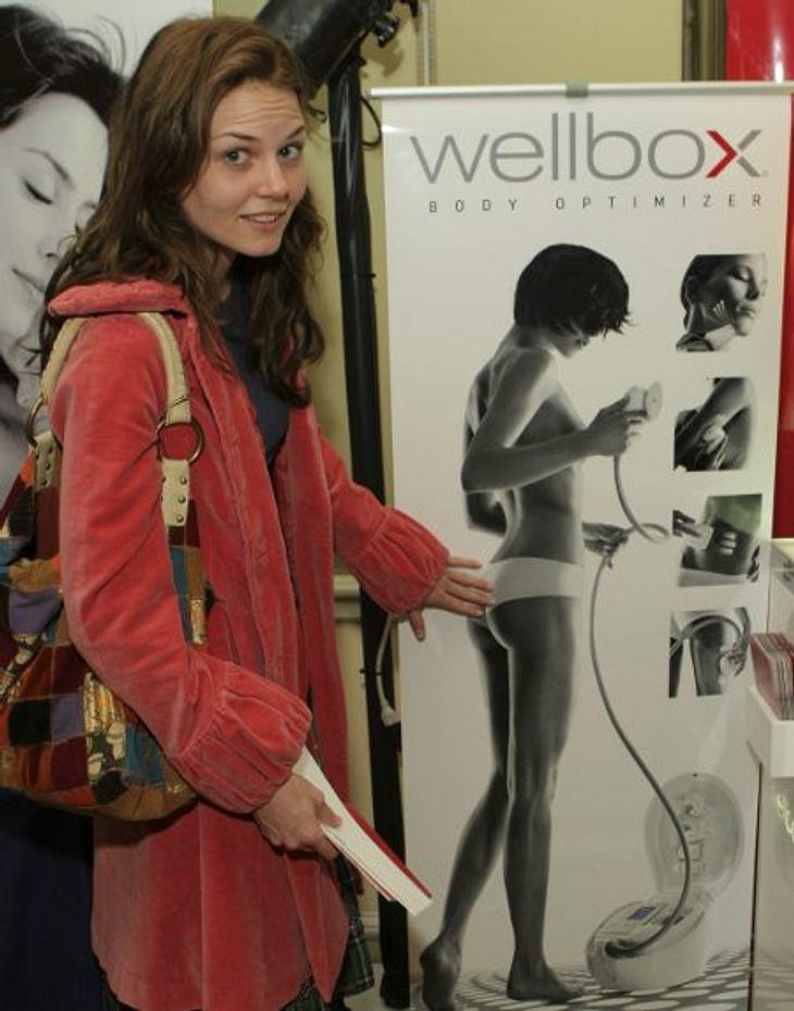 """Die Beauty-Behandlungen der StarsAuch """"Dr. House""""-Star Jennifer Morrison (33) hat die Wellbox ausprobiert und war begeistert."""