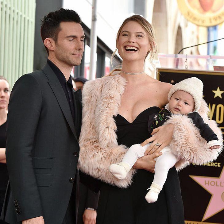 Behati Prinsloo ist schwanger! Adam Levine wird erneut Papa!
