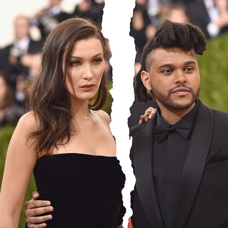 Bella Hadid: Trennung von The Weeknd -Sänger Abel Tesfaye!