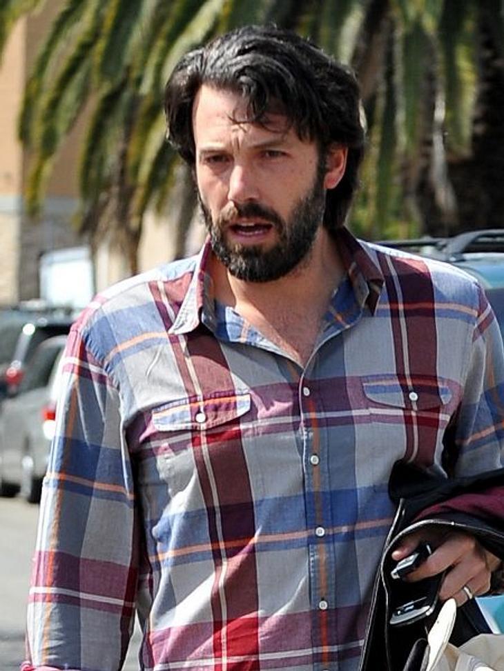 Stars im Gewichts-Chaos: Quälerei für die FilmrolleZur Zeit lässt sich Ben Affleck (39) für eine Rolle ziemlich verlottern. Für einen anderen Film durfte er kiloweise Fastfood in sich reinstopfen.