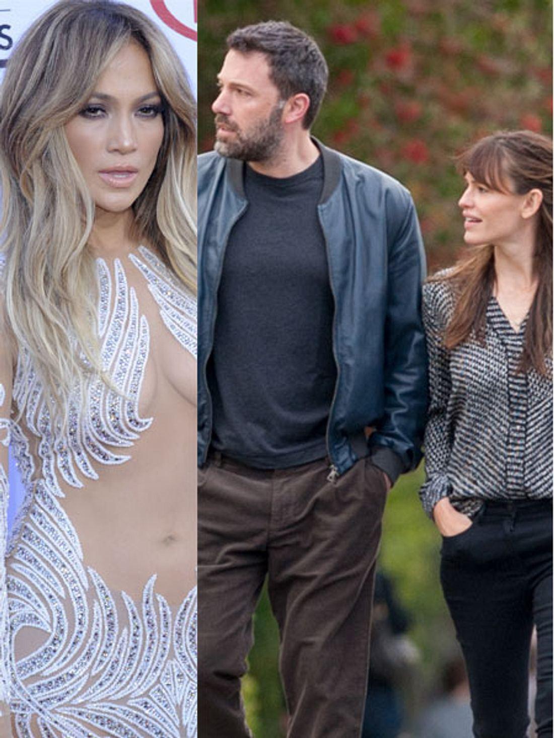 Ben Affleck und Jennifer Garner: Hat Jennifer Lopez ihre Ehe zerstört?