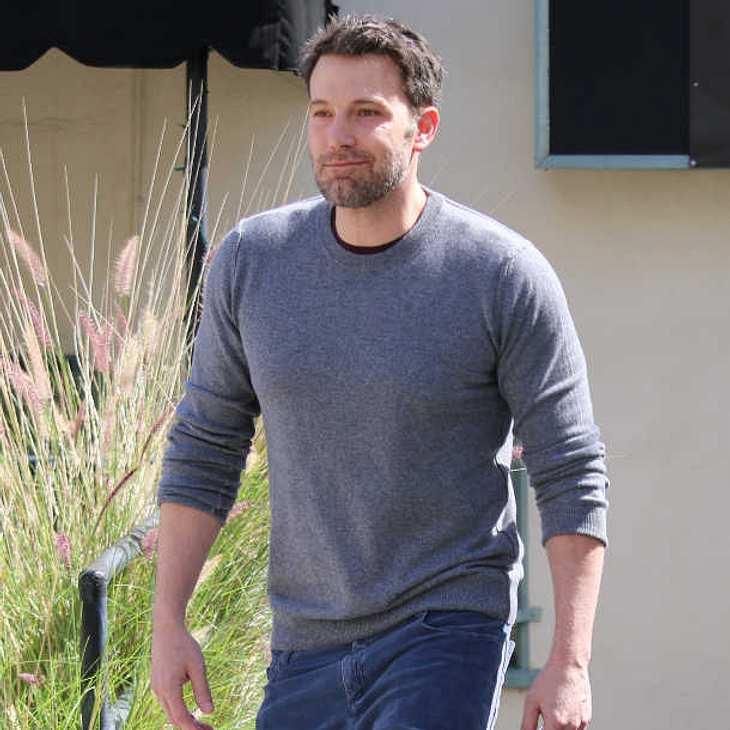 Ben Affleck: Erstes Statement nach Trennung von Jennifer Garner!