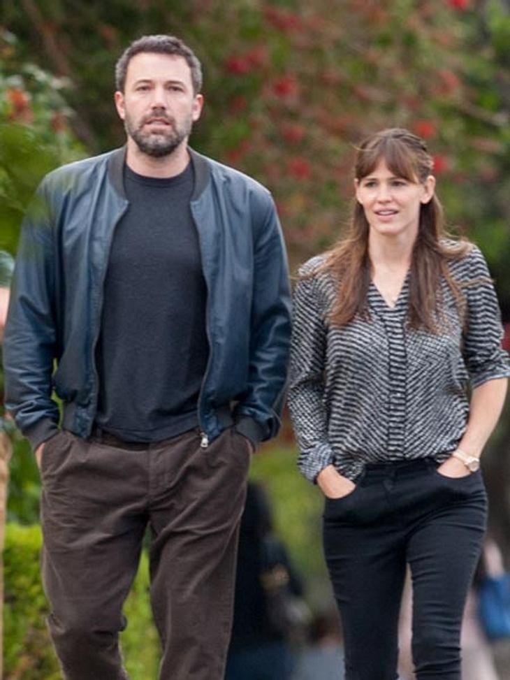 Ben Affleck und Jennifer Garner haben sich getrennt