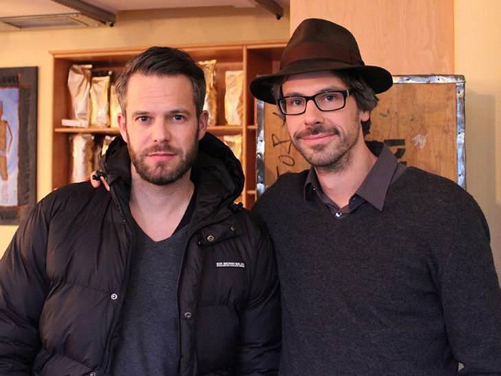 Schauspieler Ben Ruedinger und Regisseur David Sieveking sind seit ihrer jüngsten Kindheit beste Freunde. Ein wahres Traumteam.