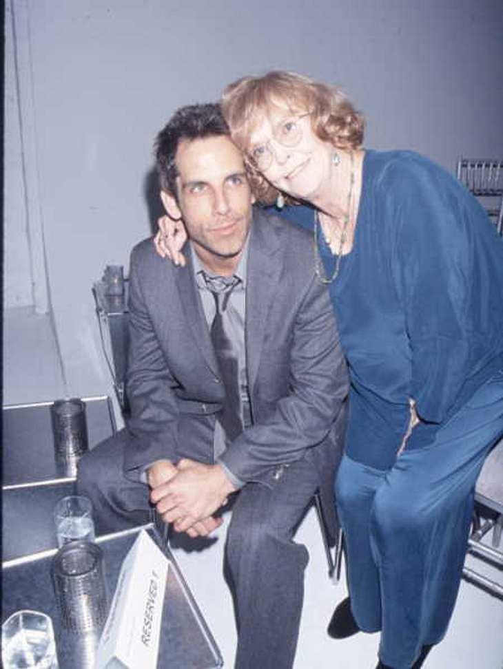 Ben Stiller: Seine Mutter Anne Meara ist verstorben