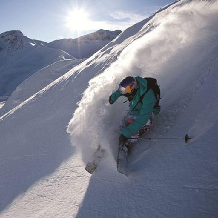 Benes Disziplin: Freestyle Free-Skiing