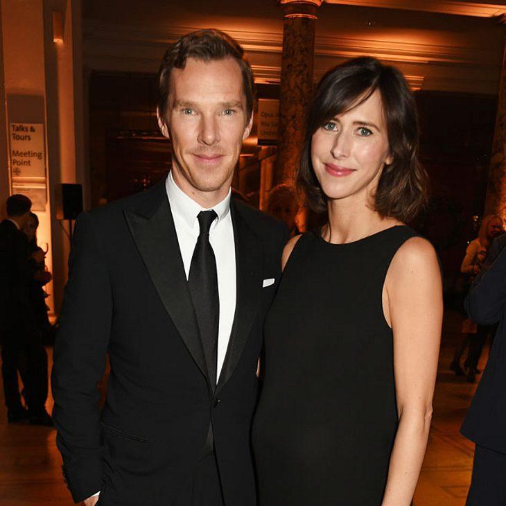 Benedict Cumberbatch ist zum zweiten Mal Papa geworden!