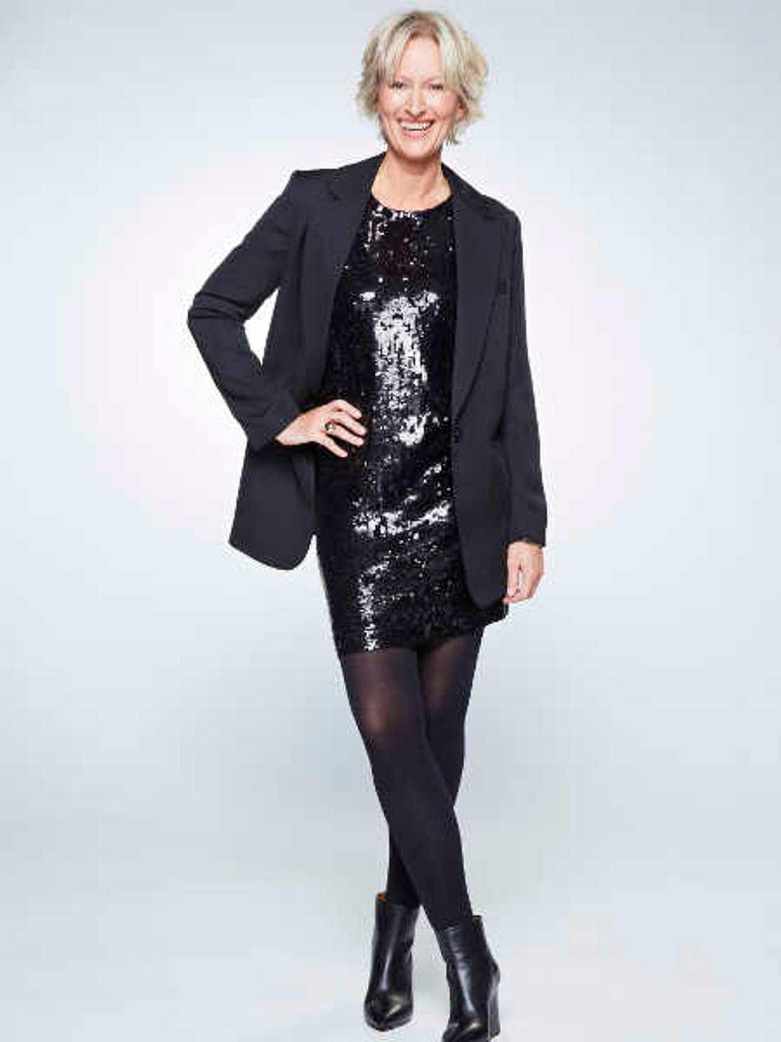 "Olivia Augustinski spielt die Liz bei ""Berlin Models""."