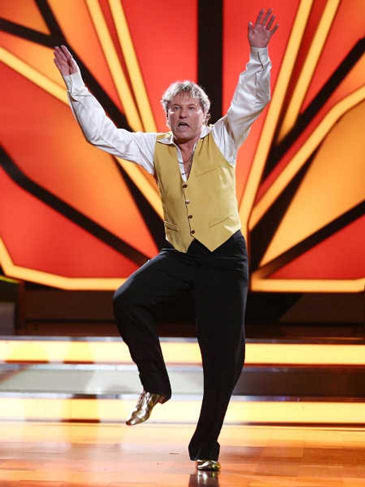 """Bernhard Brink bei """"Let's Dance"""": Brinken wird zum neuen Trend."""