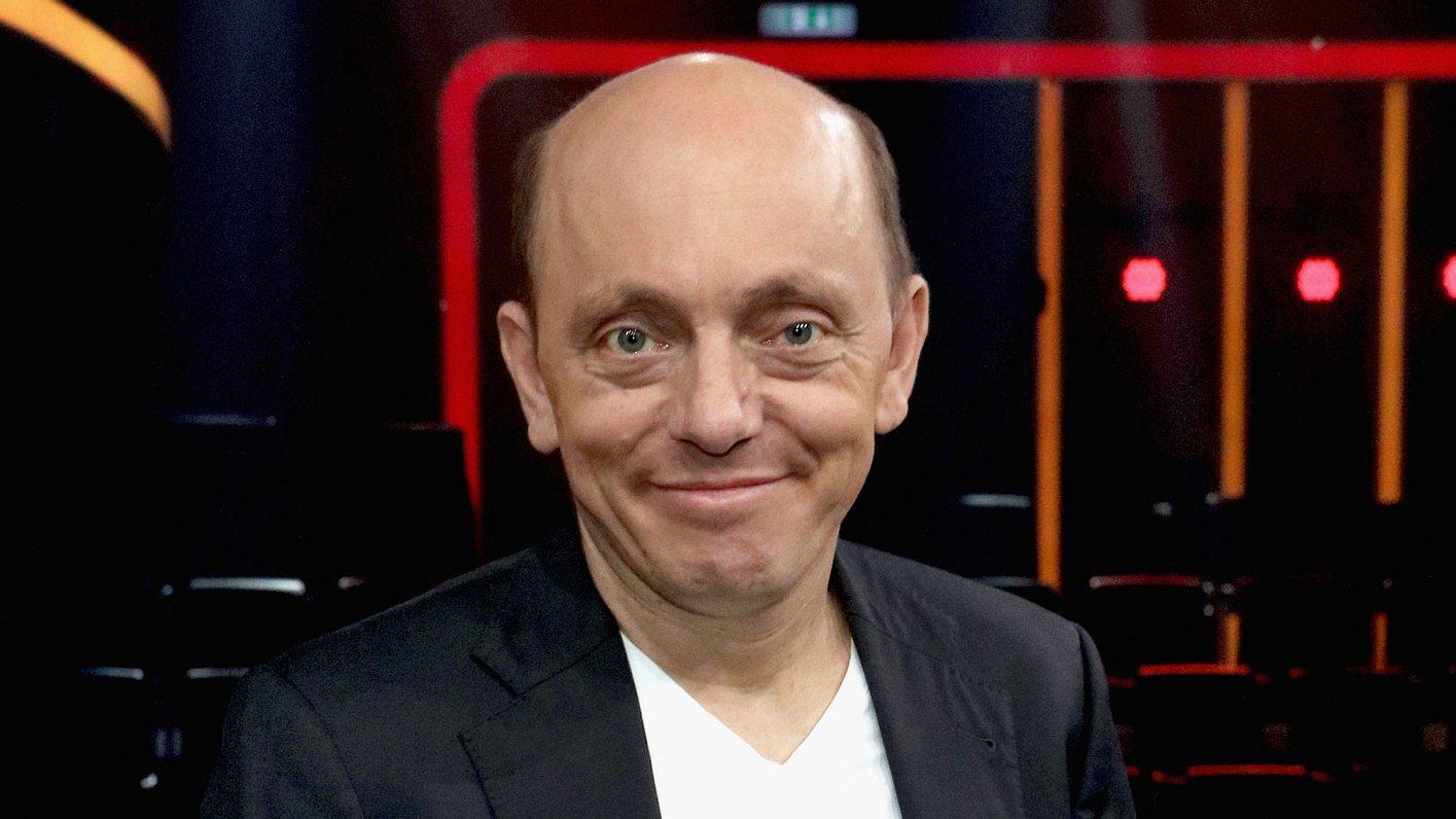 Comedian Bernhard Hoëcker privat