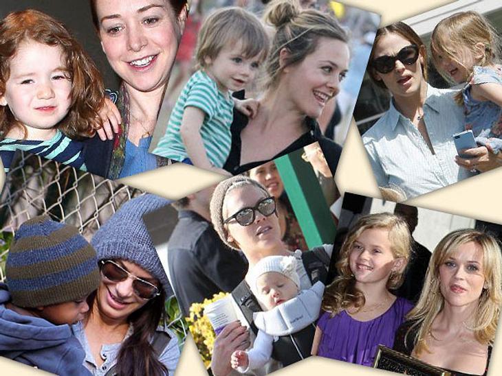 Wer ist die beste Mutter Hollywoods?Wer macht einen super Job als Mama - und wer kriegt das Jonglieren mit Kids und Karriere nicht so gut hin? Wir machen den Test - Wer ist die beste Mutter?