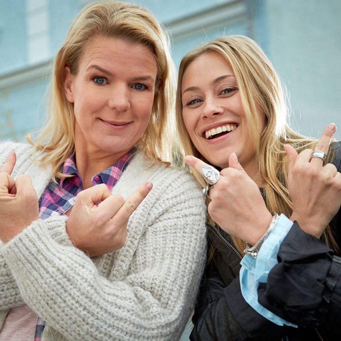 Mirja Boes und Sina Tkotsch spielen Beste Schwestern bei RTL