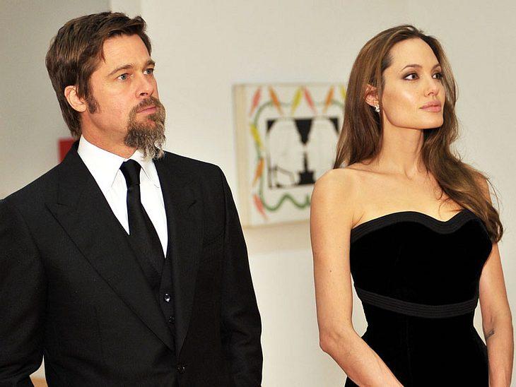 """3. Brad Pitt & Angelina JolieWer gedacht hätte, Brad und Angelina würden es unter den Top-Verdienern auf den ersten Platz schaffen - falsch gedacht! Ihre Erfolgsstreifen """"Der seltsame Fall des Benjamin Button"""" und """"Wanted"""