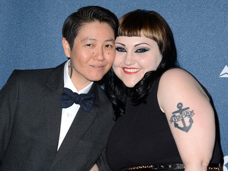 Beth Ditto und Kristin Ogata werden morgen heiraten.