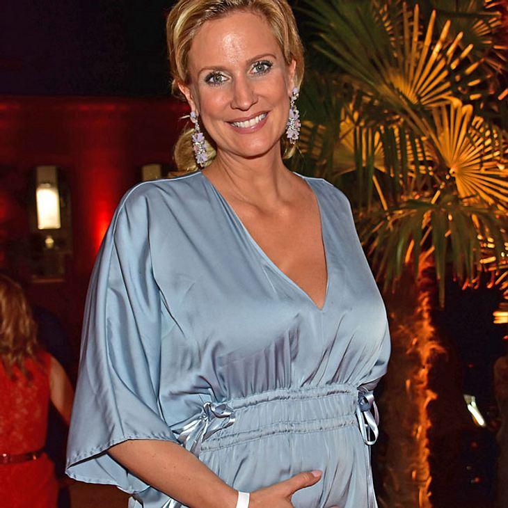 RTL-Star Bettina von Schimmelmann: Schwanger mit 43
