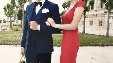 Sind Betty Taube und Koray Grünter schon ein Ehepaar? - Foto: Instagram/ bettytaube