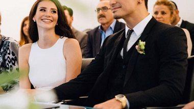 Betty Taube hat ihren Koray Günter geheiratet - Foto: Instagram/ bettytaube