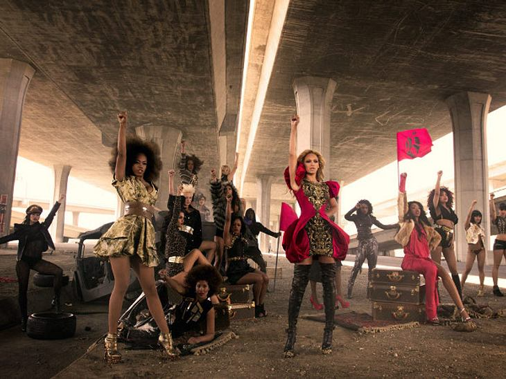 """Beyoncé: Sexy Bilder aus """"Run The World (Girls)"""""""