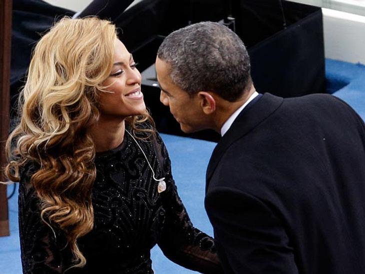 Haben Beyoncé und Barack Obama eine Affäre?!