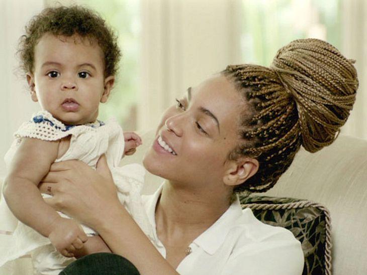 Beyoncé zeigt ihre Tochter Blue Ivy