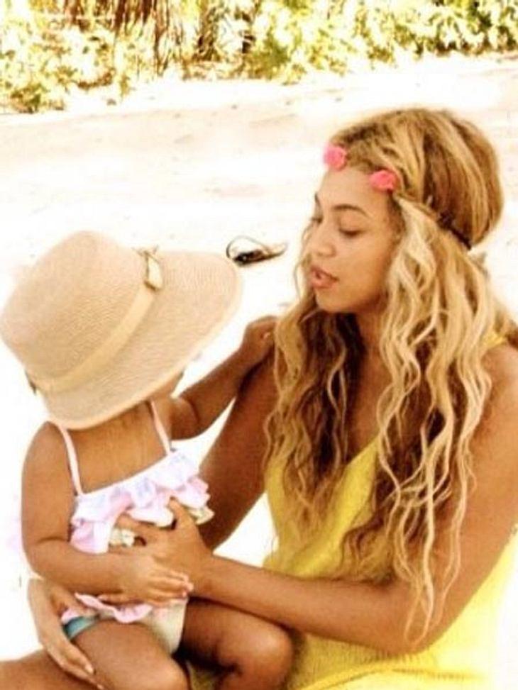 Beyoncés Tochter hat jetzt einen Instagram-Account