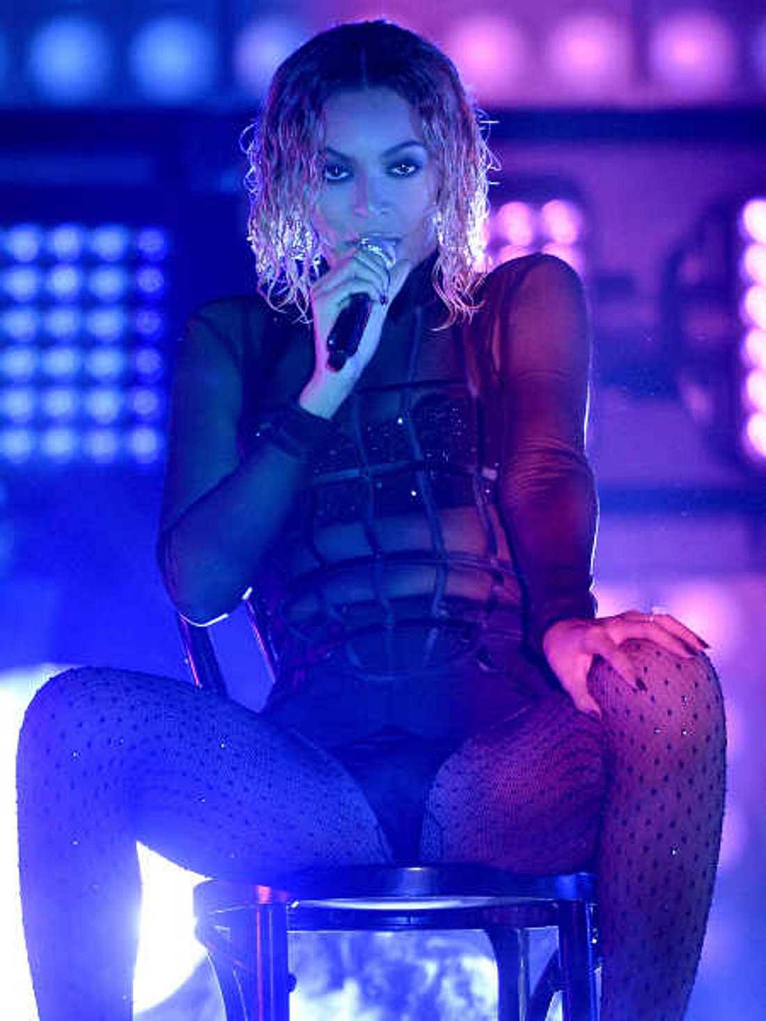 """Beyonce teilte einen Teaser für """"Fifty Shades of Grey""""."""