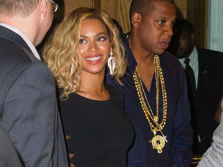 Beyoncé hat schon wieder längere Haare