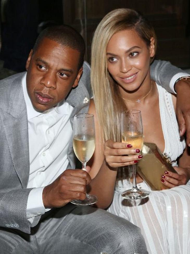 Immer wieder wird über eine Ehekrise von Beyonce und Jay Z spekuliert