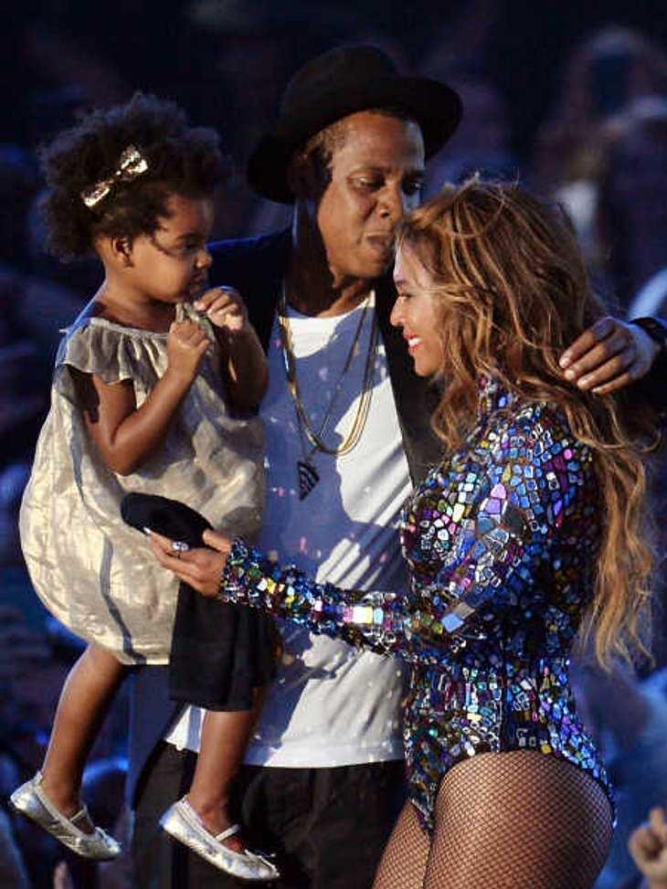 Familie Carter: Liebes-Show bei dem MTV VMAs.