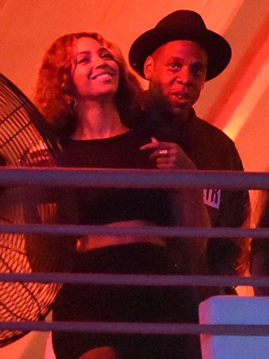Beyoncé und Jay-Z flirten wieder