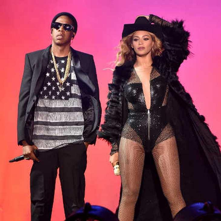 Beyonce und Jay-Z als Hochzeitscrasher!