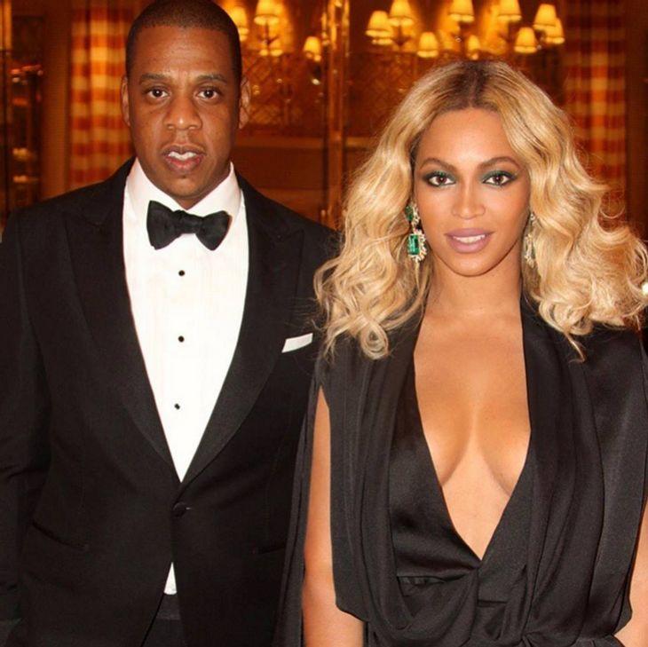 Kriselt es zwischen Beyoncé und Jay Z?