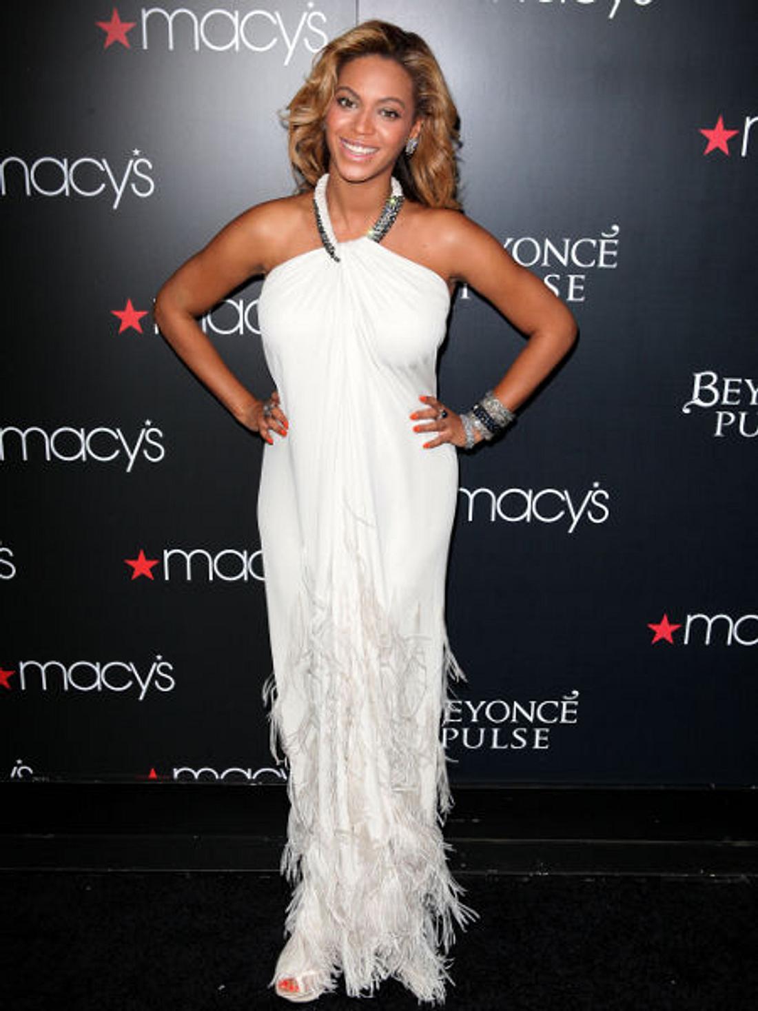 Der Look von Beyoncé Knowles - Bild 1
