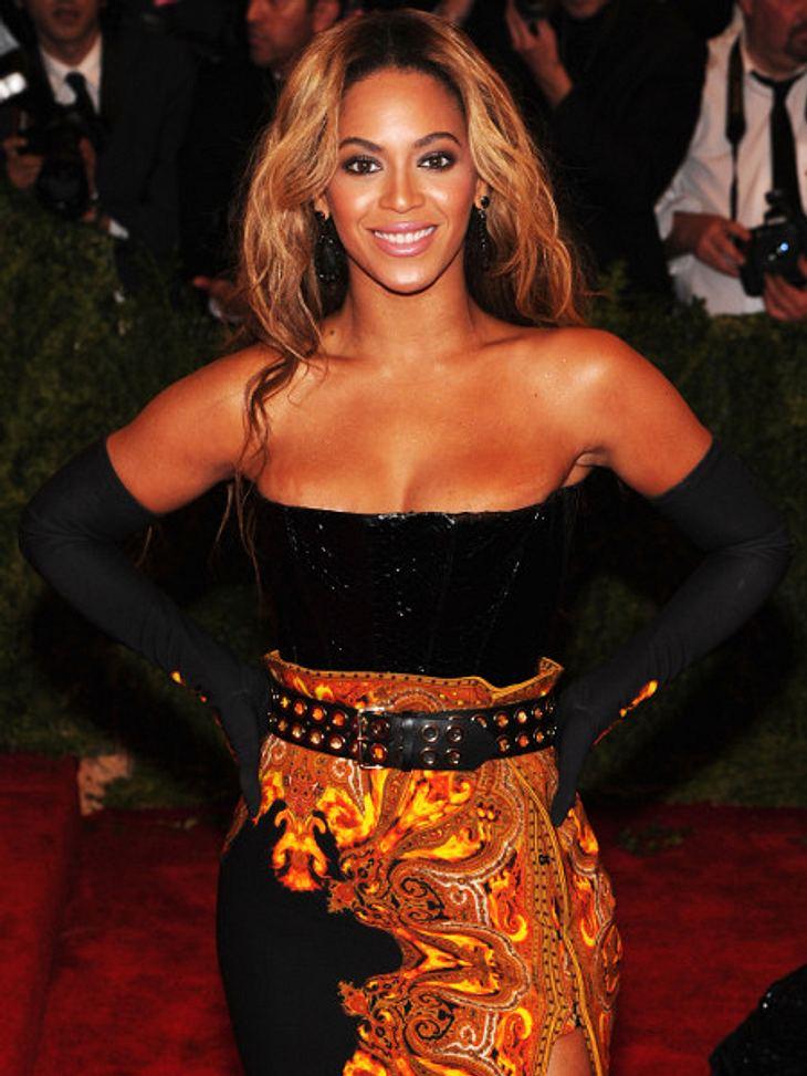 Beyoncé Knowles ist schwanger.