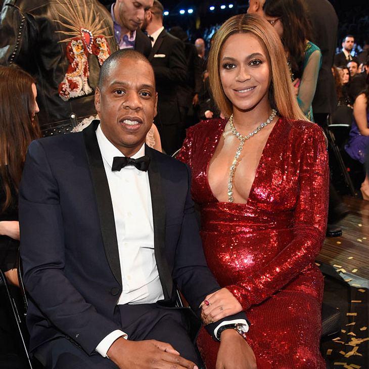 Beyonce: Sorge um die Zwillinge!