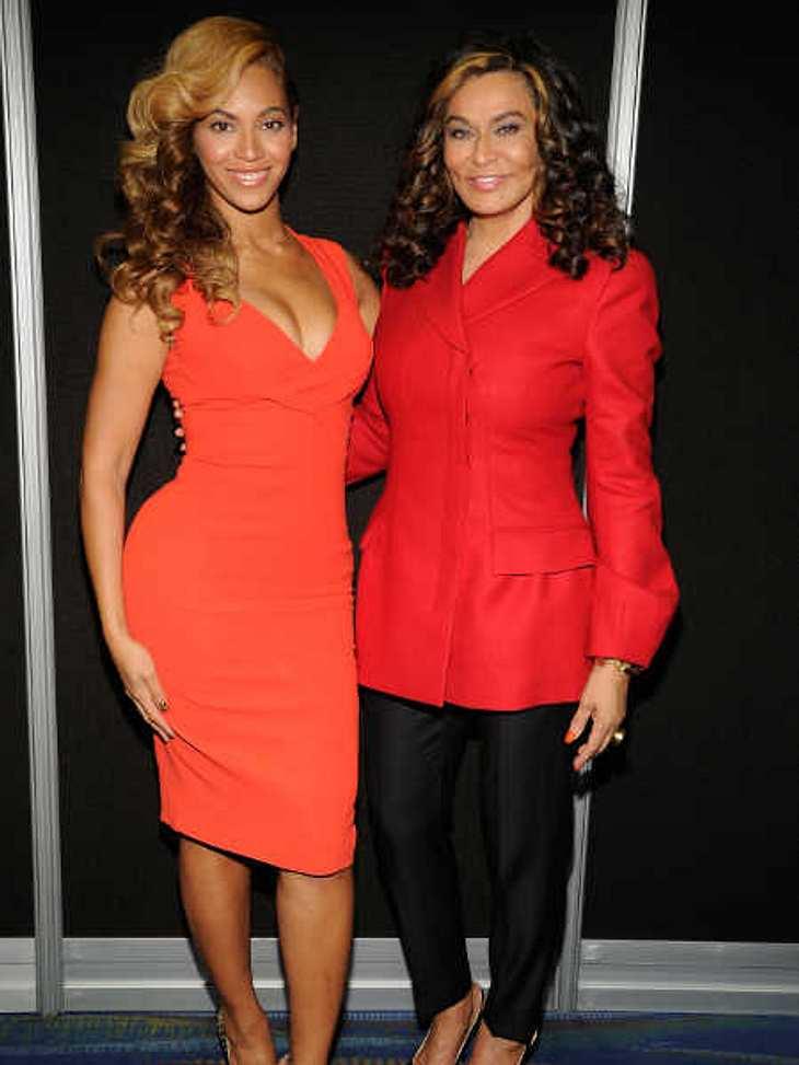 Beyonce und ihre Mutter Tina