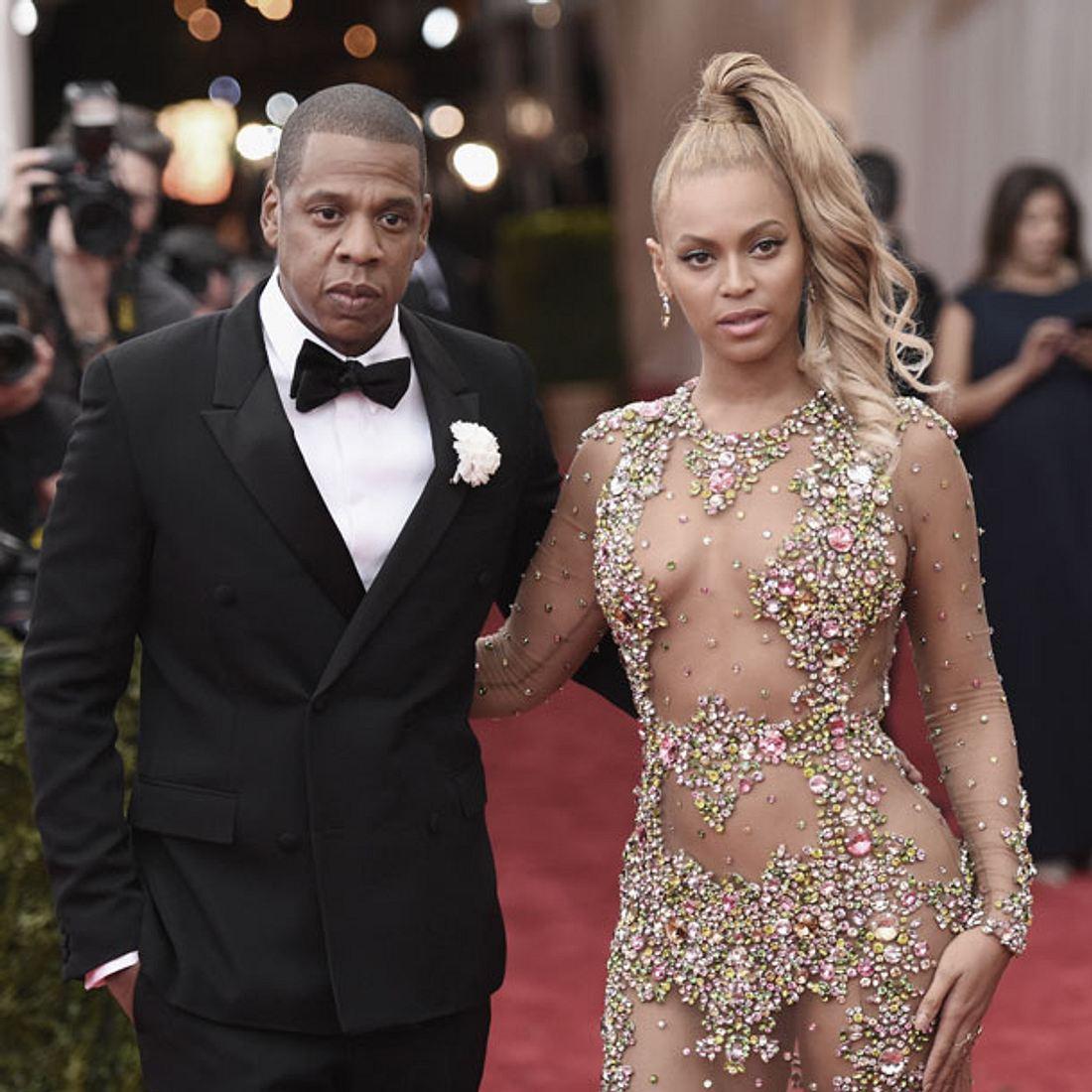 Beyoncé und Jay-Z kurz vorm Ehe-Aus